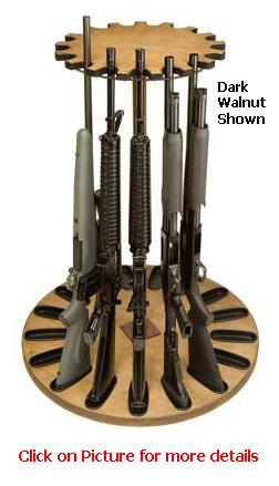Rotary+Gun+Rack+Plans ... Pistol Racks - gun racks, pistol racks ...