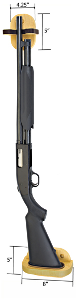 Quality Rotary Gun Racks Quality Pistol Racks Single