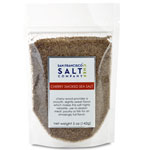 smoked cherrywood salt 5oz