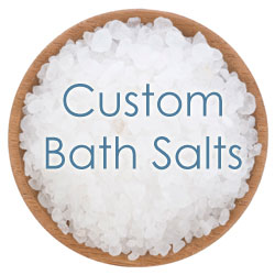 Custom Bath Salts