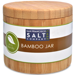 Empty Bamboo Jar - 6oz