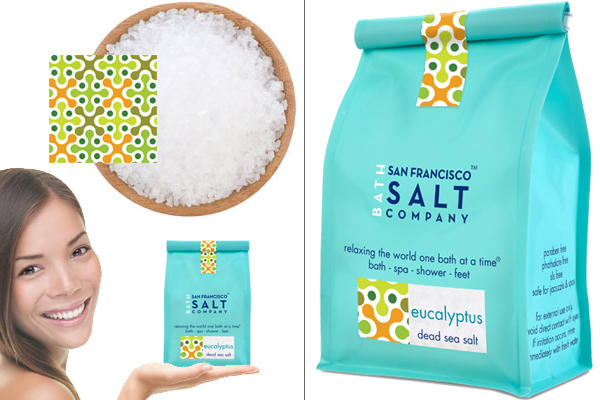 Eucalyptus Dead Sea Bath Salt