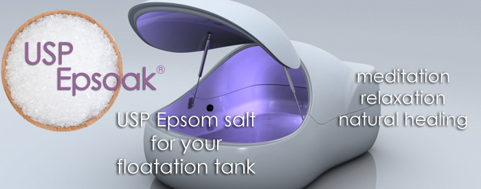 Epsom Salt for Floatation Tanks