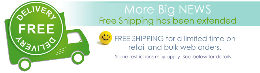Free Shipping on Sea Salts
