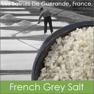 French grey salt