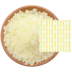 Island Cotton Bath Salt