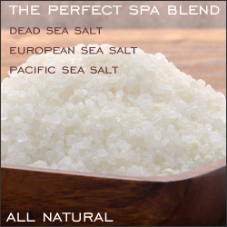 Natural Bath Salt Blend