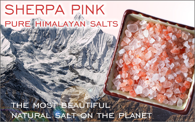Himalayan Salts Natural and Pure