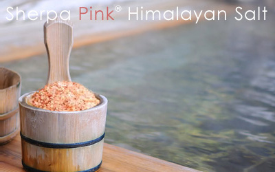 Sherpa Pink Himalayan Salts - the Most beautiful salts in the world!