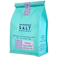Sleep Lavender Bath Salt 2 lb