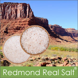 Redmond Real Salt - Utah Mineral Salts