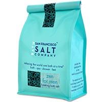 Zen For Men Foaming Bath Salts - 2lb Bag