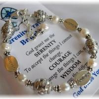 Serenity Prayer Bracelet