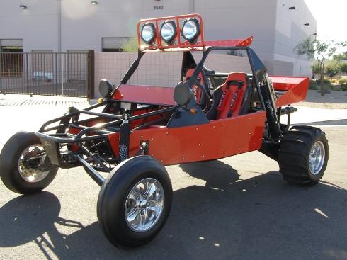 Joyner 2000cc SR2 Sand Runner