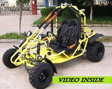 See our Video Review on this Great GO KART!