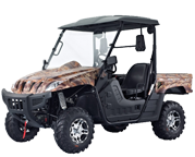BMS 500cc 4X4 UTV Ranch Pony 2015 -2 SEATER  FULLY LOADED SPECIAL EDITION