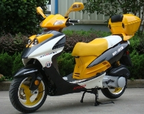 150 Phantom Scooter! - Free Shipping