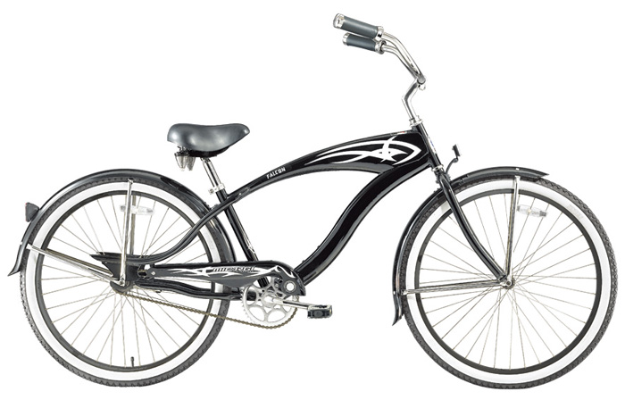 CMS Falcon GT - Adult Custom Beach Bike | 26