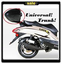 Rear Storage Compartment - Sale!