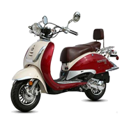 Best 150cc Two Tone Scooter on the Market!