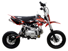 Best Selling 110cc Youth Dirtbike EVER - Free Shipping Special!!