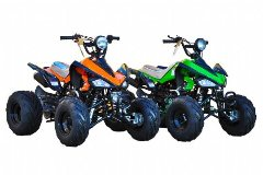 125cc Kids ATV free shipping www.countyimpports.com