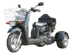 49cc New 2010 Arrival!!! - Best Selling Trike Scooters!
