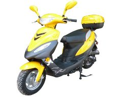 CMS 49cc Cruiser XR- Gas Moped Scooter FREE USA SHIPPING for Sale