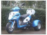Get your MOJO back with this 49cc Trike! - Free Shipping!