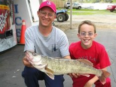 Belleville Lake Walleye 8 lb