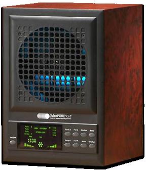 EdenPURE Heaters Quartz Infrared Portable - EdenPURE® G-7 Whole House