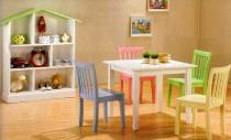 Kids Table and Chairs - Childrens Table and Chair Set - Discount Child Furniture - Colorful Kid Furniture - Discount Online Furniture Store