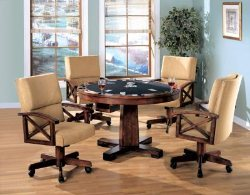 3 in 1 Game Tables - Game Tables for Less - Poker Table - Bumper Pool Table - LaPorta Furniture - Discount Online Furniture Store