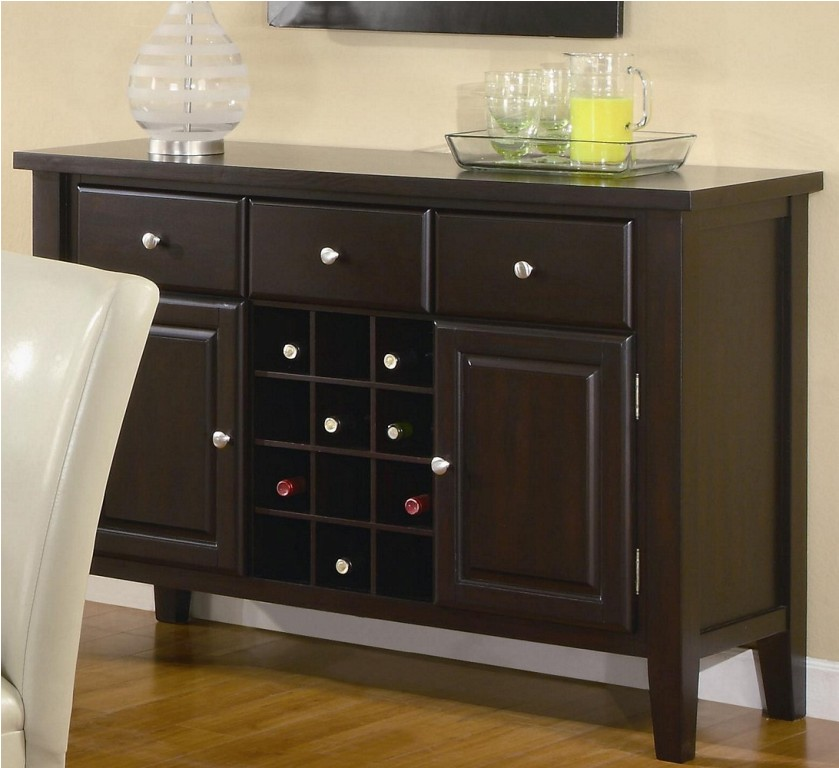 Carter Buffet Style Server