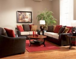 Lily Pillow Back Sofa - Love Seat - Chair - Discount Online Furniture