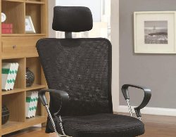 Black Mesh Office Chair - Mesh Office Chairs - Ergonomic Office Chairs - Cheap Office Furniture - Online Furniture Store - Discount Online Furniture