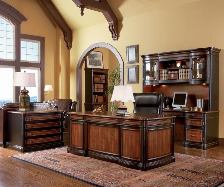 Grand Style Home Office Desk - Executive Office Desk- Discount Online Furniture