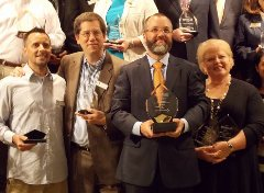 Make It Loud Wins Gwinnett Chamber of Commerce's Small Business of the Year and Pinnacle Awards!