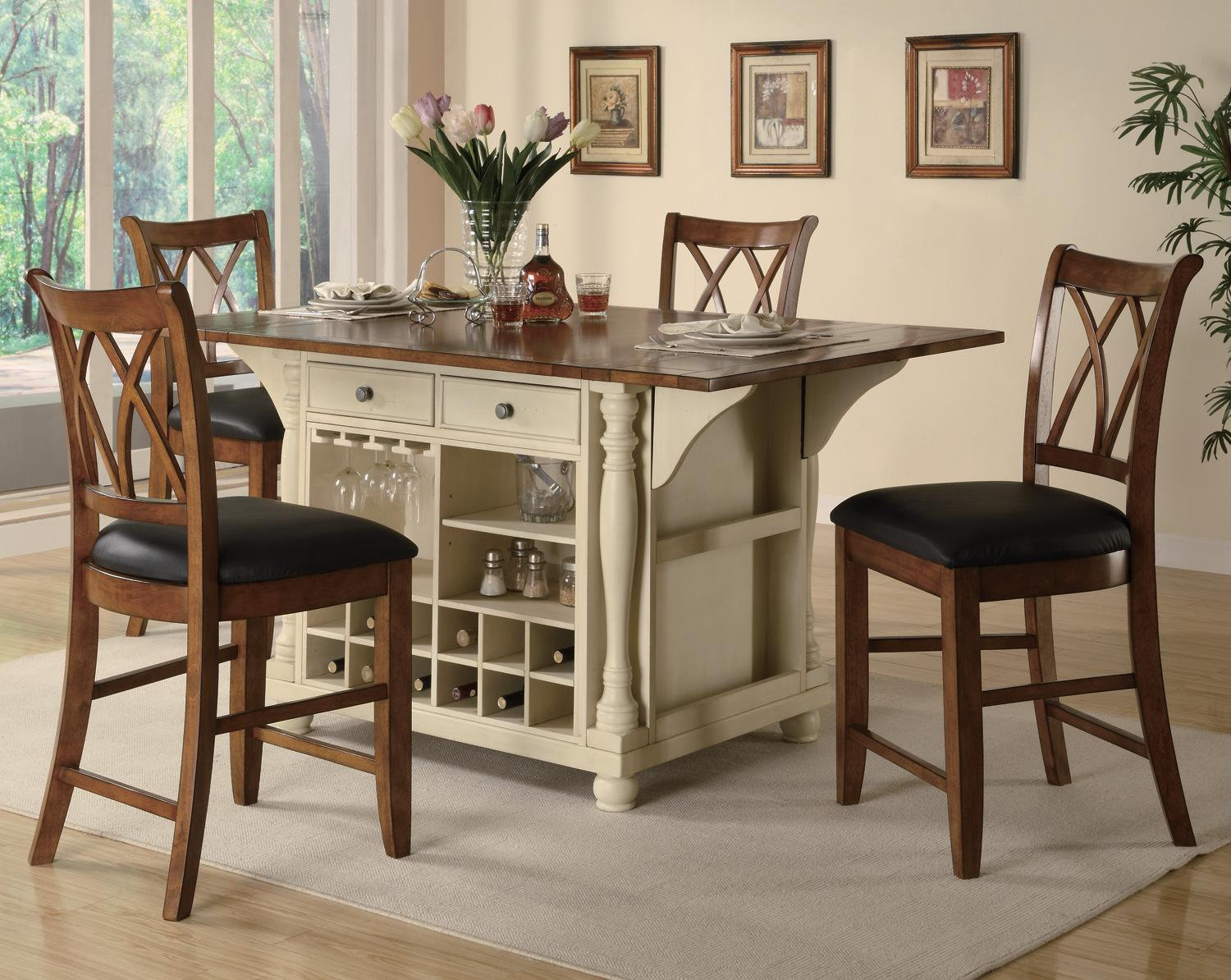 kitchen island tables for sale buttermilk and cherry kitchen island 966